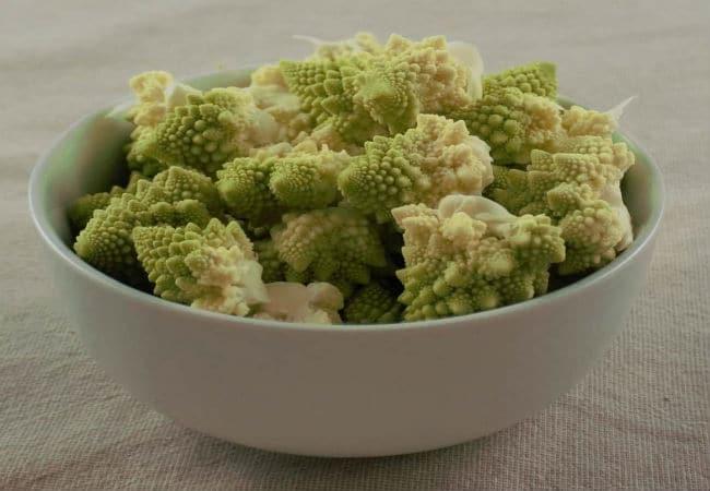 Il broccolo romano nelle ricette romane