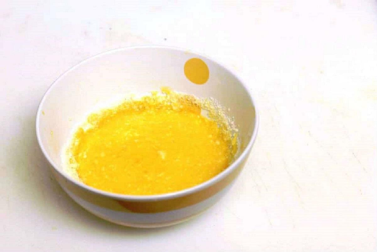 Crema uova e pecorino romano