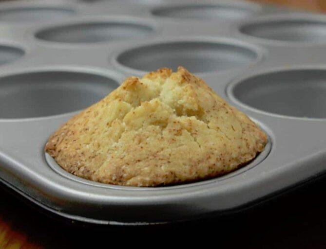 Muffin nello stampo