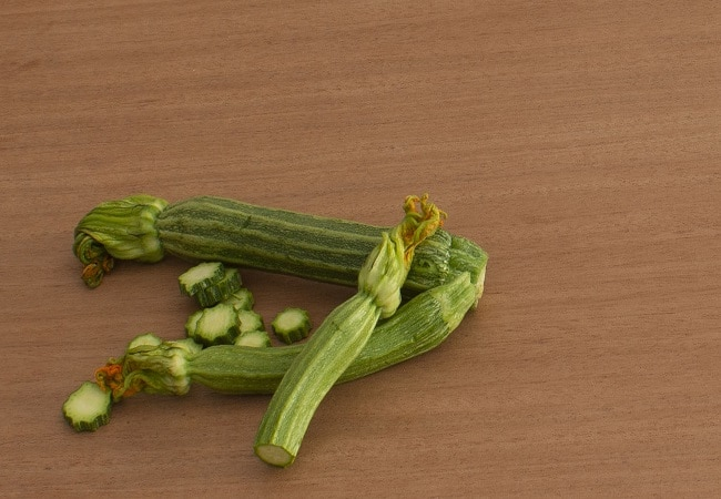 Le zucchine romanesche, proprietà e ricette