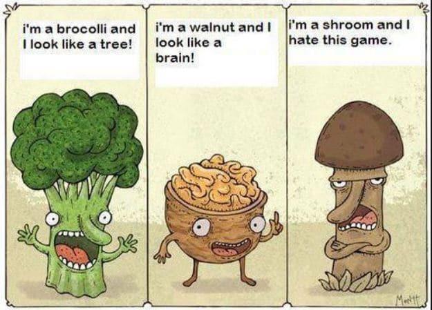 gioco del fungo