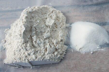 Farina e zucchero