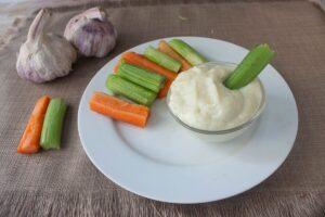 Salsa all'aglio